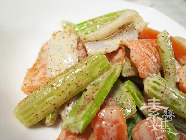 沙拉-涼拌蒟蒻西洋芹14