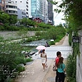 2012_8_24韓國首爾素食-清溪川-廣藏市場-樂天超市09