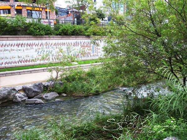 2012_8_24韓國首爾素食-清溪川-廣藏市場-樂天超市14
