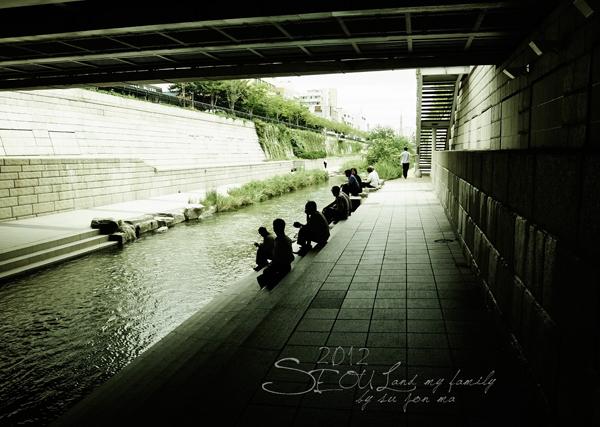 2012_8_24韓國首爾素食-清溪川-廣藏市場-樂天超市15