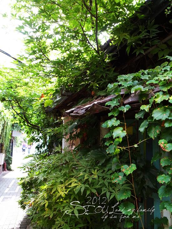 20120826 仁寺洞-五世界香-月鳥-O'SullocTea Ho-亂打秀15