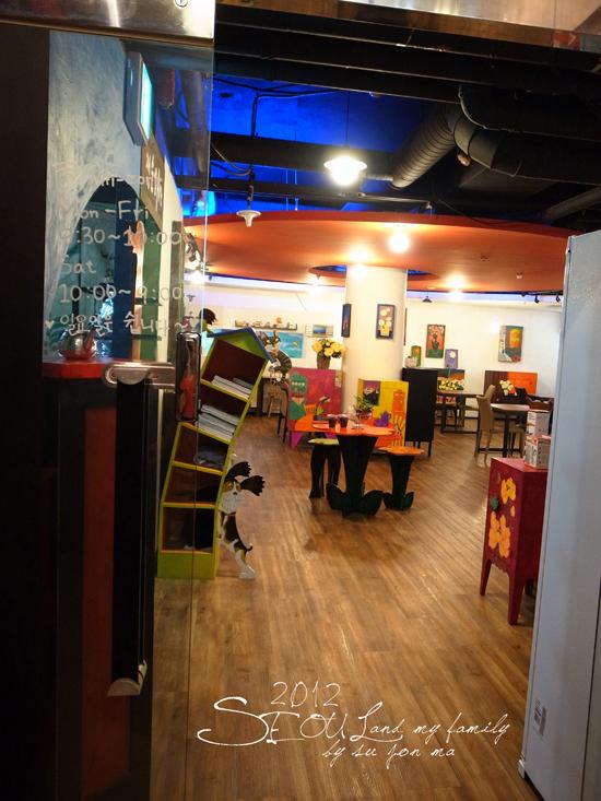 20120827 回程 art gallery coffee46