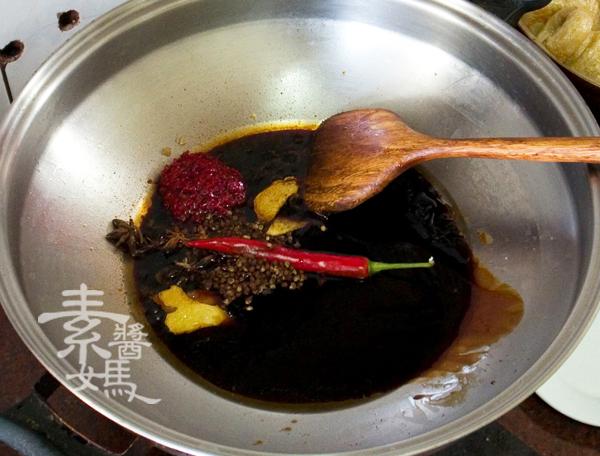 素滷味-小吃 黑白切12