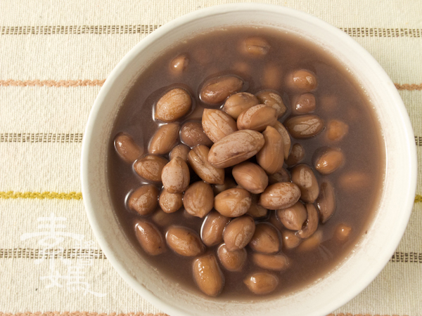 冬季補湯-素食藥燉排骨-2