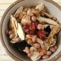 冬季補湯-素食藥燉排骨-3