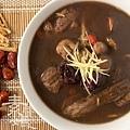 冬季補湯-素食藥燉排骨-9