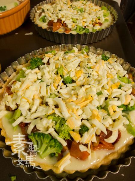 烘焙點心-馬鈴薯鹹派-19