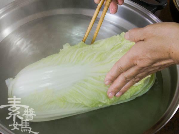 素食年菜料理-什錦白菜封-6