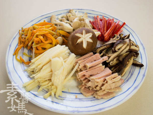 素食年菜料理-什錦白菜封-10