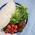 素食年菜料理-香酥芋頭捲-1
