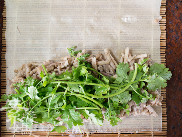 素食年菜料理-香酥芋頭捲-22