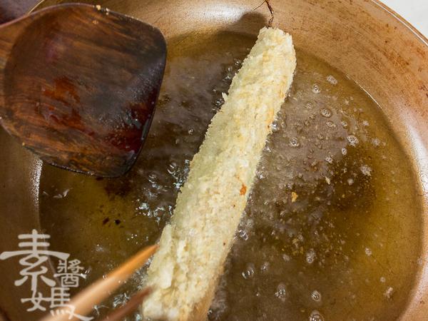 素食年菜料理-香酥芋頭捲-31