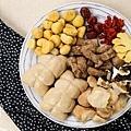 素食湯品-栗子菜圃雞-1