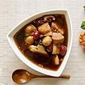 素食湯品-栗子菜圃雞-11