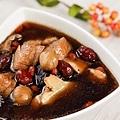 素食湯品-栗子菜圃雞-12