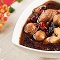素食湯品-栗子菜圃雞-13