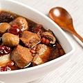 素食湯品-栗子菜圃雞-17