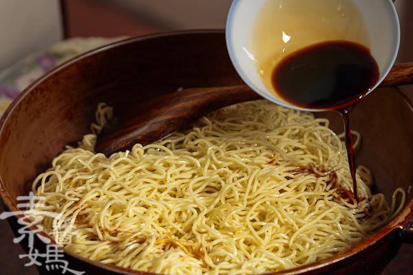 深夜食堂-醬油炒麵-5
