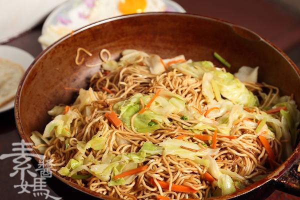 深夜食堂-醬油炒麵-7