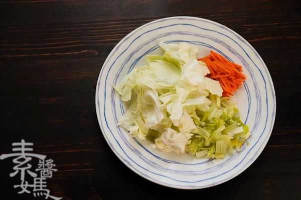 深夜食堂-醬油炒麵-9