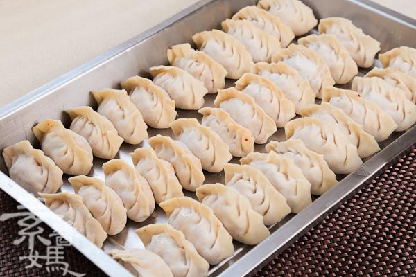 素食料理-泡菜水餃(餃子)-9