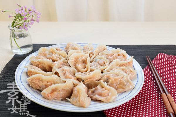 素食料理-泡菜水餃(餃子)-12