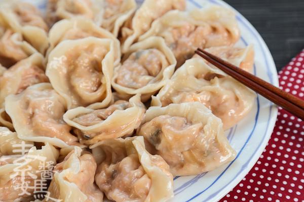 素食料理-泡菜水餃(餃子)-15