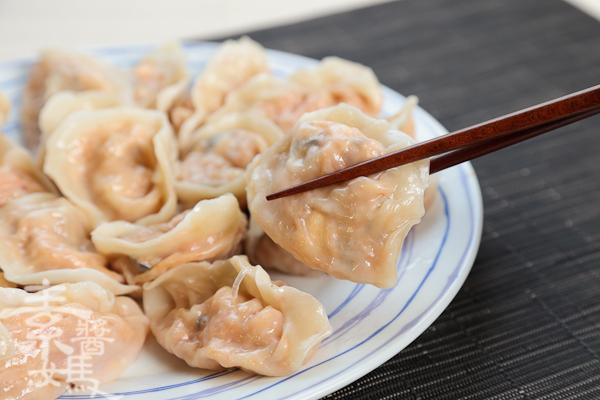 素食料理-泡菜水餃(餃子)-18
