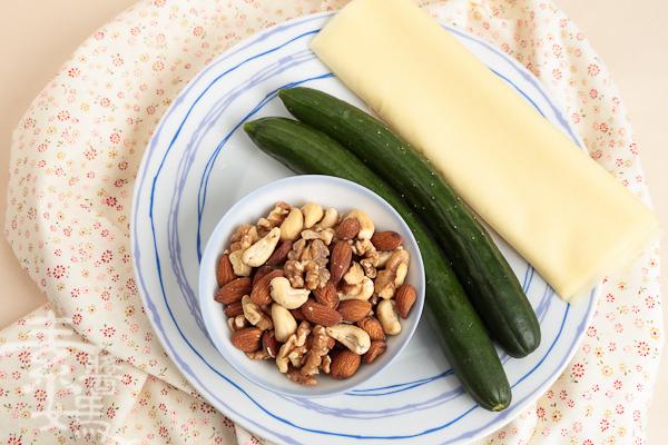 台灣小吃糯米腸+綜合堅果醬-1