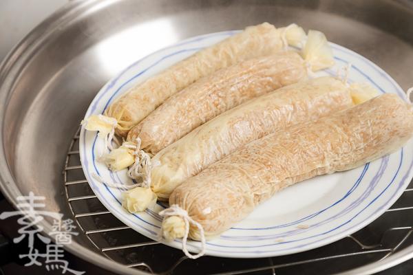 台灣小吃糯米腸+綜合堅果醬-11
