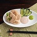 台灣小吃糯米腸+綜合堅果醬-12