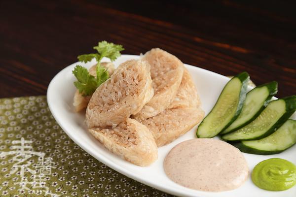 台灣小吃糯米腸+綜合堅果醬-15