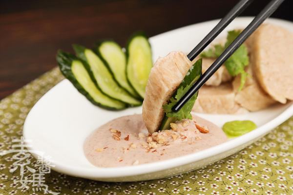 台灣小吃糯米腸+綜合堅果醬-20