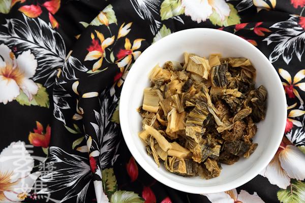 簡單湯品-春筍福菜湯-3