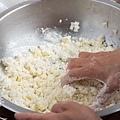 純素義式料理-青醬馬鈴薯麵疙瘩-3