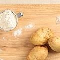 純素義式料理-青醬馬鈴薯麵疙瘩-6