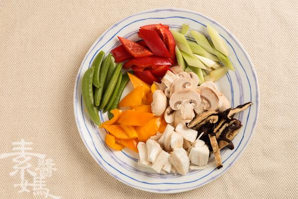 純素義式料理-青醬馬鈴薯麵疙瘩-10