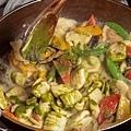 純素義式料理-青醬馬鈴薯麵疙瘩-21