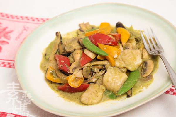 純素義式料理-青醬馬鈴薯麵疙瘩-23