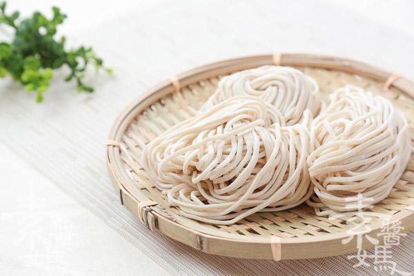 簡單料理-麻醬麵-1