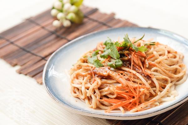 簡單料理-麻醬麵-13