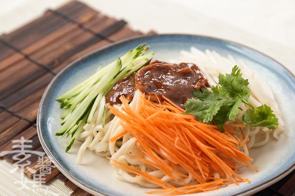 簡單料理-麻醬麵-22
