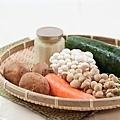 鹽麴素食料理-鹽麴炒大黃瓜-1.jpg