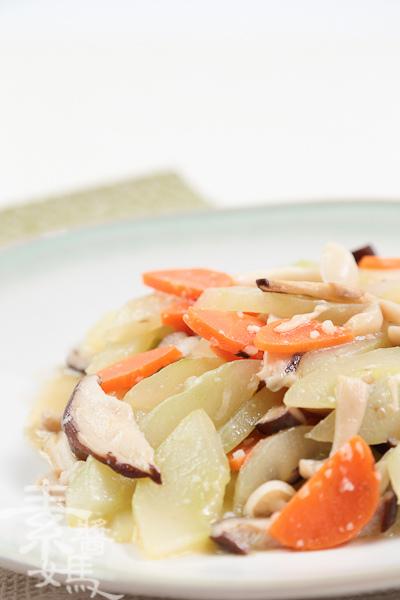 鹽麴素食料理-鹽麴炒大黃瓜-24.jpg