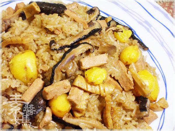 中式料理-鳳眼果油飯24.jpg