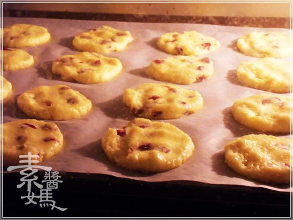 烘焙手工餅乾-蔓越莓奶酥餅乾14.JPG