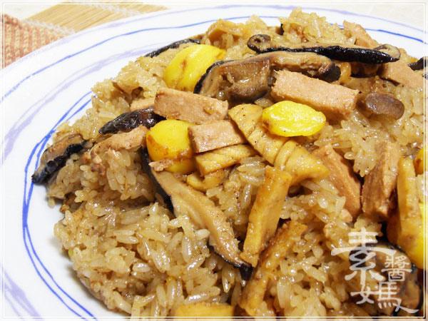 中式料理-鳳眼果油飯21.jpg