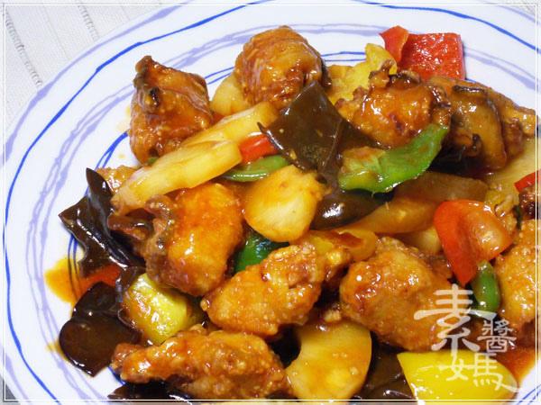 中式料理-糖醋排骨18.jpg
