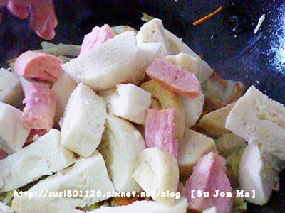 素食料理-炒饅頭07.JPG