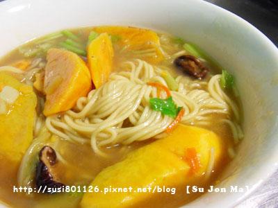素食料理-蕃薯麵13.JPG